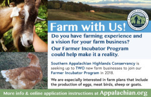 Cover photo for Farmer Incubator Program Now Accepting Proposals