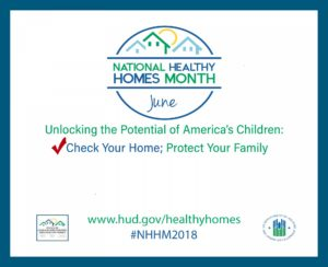 Cover photo for June is National Health Homes Month