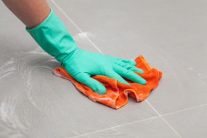 Cover photo for Creating a Healthy Home Step 1: Clean