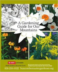 A Gardening Guide for Our Mountains cover image