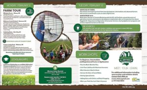 Cover photo for Agritourism Farm Tour & Conference Happens February 11-12