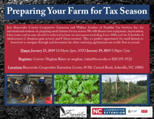 Cover photo for Tax Workshop for Small Farmers