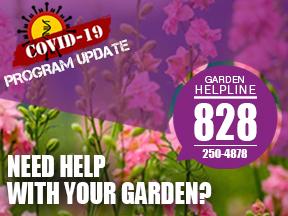 Garden Helpline