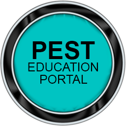 Pest education portal logo