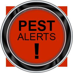 Pest Alert graphic