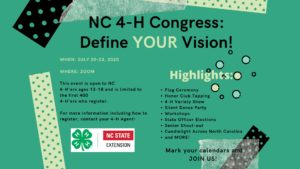 Cover photo for 4-H Congress 2020