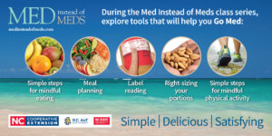 Cover photo for Online Med Instead of Meds Program in October!