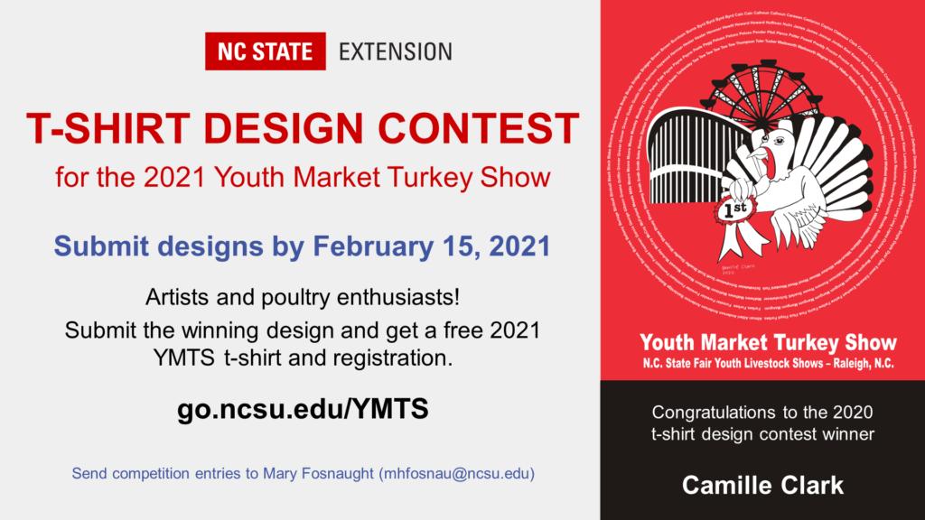 Turkey Show TShirt Design Contest