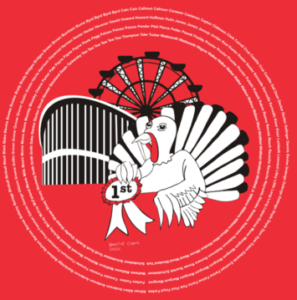 Cover photo for 2021 Youth Market Turkey Show T-Shirt Design Contest