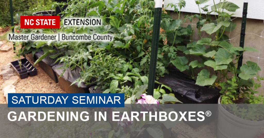 Earth Boxes