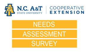 NCA&T Needs Assessment Survey