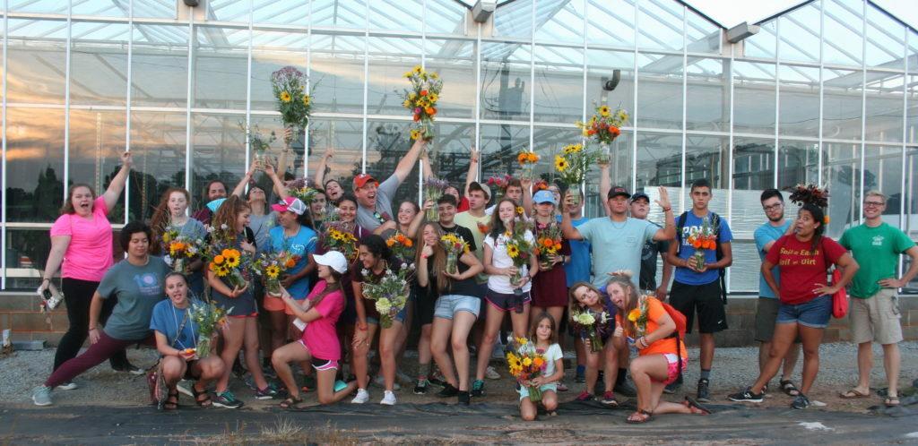 Horticultural summer institute
