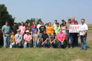 Cover photo for Youth Beef Educational Workshop