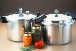 Cover photo for It's Canning Season:  Tips for Safety