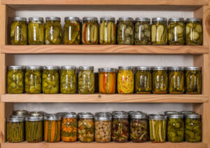 Cover photo for Fall Food Preservation Tips
